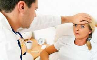 Как отличить грипп от простуды у взрослого