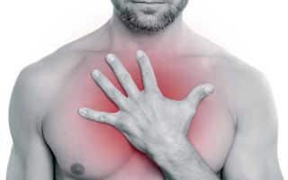 При бронхите болит грудная клетка
