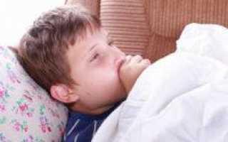 Ребенок покашливает без признаков простуды