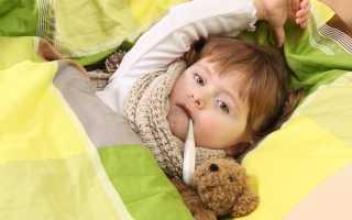 Как понять что у ребенка воспаление легких