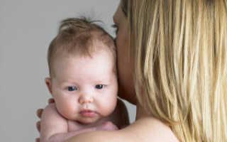 Кашель у ребенка 6 месяцев