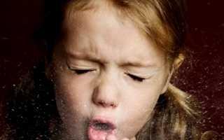 Не проходит мокрый кашель у ребенка