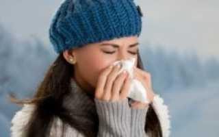 Чем мазать нос для профилактики гриппа