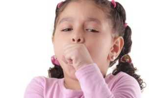 Как вылечить аллергический кашель у ребенка