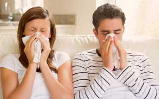 Что помогает от простуды
