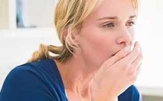 Непрерывный кашель