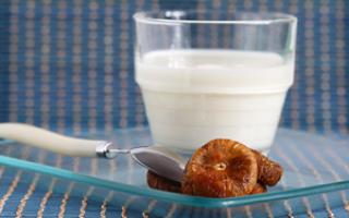Как приготовить инжир с молоком от кашля