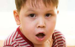 Одышка при бронхите у ребенка