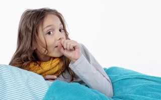 Долгий кашель у ребенка без температуры
