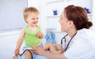 Долгий сухой кашель у ребенка