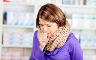 Как лечить горловой кашель у взрослых