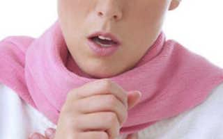 Аллергический кашель симптомы и лечение