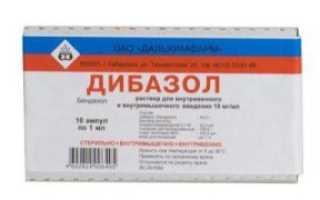 Дибазол против гриппа