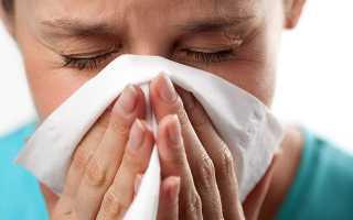 Капли в нос от простуды и гриппа