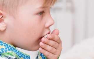 Лучшее средство от сухого кашля для детей
