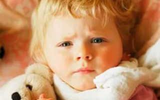 Грубый кашель у ребенка без температуры