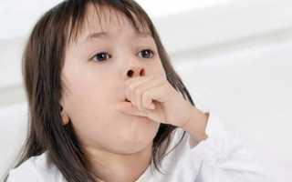 Как облегчить сухой кашель у ребенка быстро