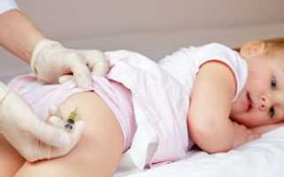 Прививка от гриппа покраснела и опухла